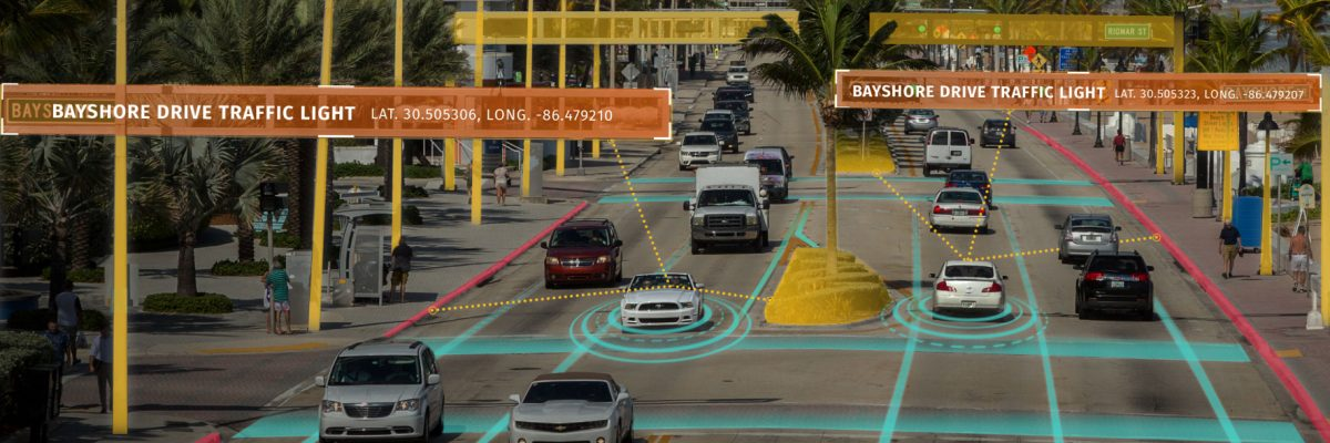 Die Technik trifft unabhängig vom Fahrer autonome Entscheidungen über optimale Fahrmanöver, die in der jeweiligen Situation notwendig sind, und führt sie geregelt ausFoto: LGE/ TRD Blog