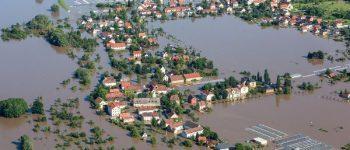Schwere Unwetter richten in Deutschland immer wieder großen Schaden an.