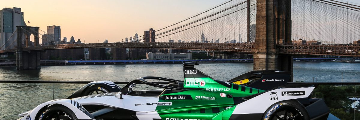 Die Rennserie will zeigen, dass Motorsport auch in Zeiten des Klimawandels möglich ist, ohne schlechtes Gewissen. Foto Audii/TRDmobil