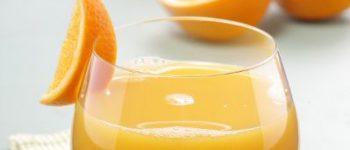 Orangensaft für Sportler