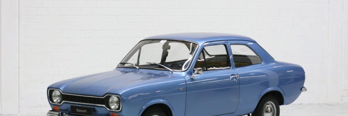 Alter Ford Escord