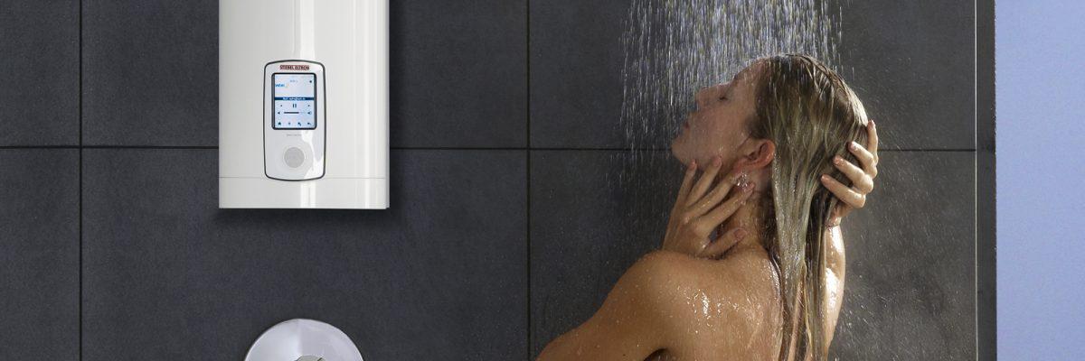Veraltete Technik im Bad, die heute vielfach noch im Einsatz ist, entpuppt sich oftmals als ein echter Stromfresser. Foto: Stiebel Eltron/TRD Bauen und Wohnen