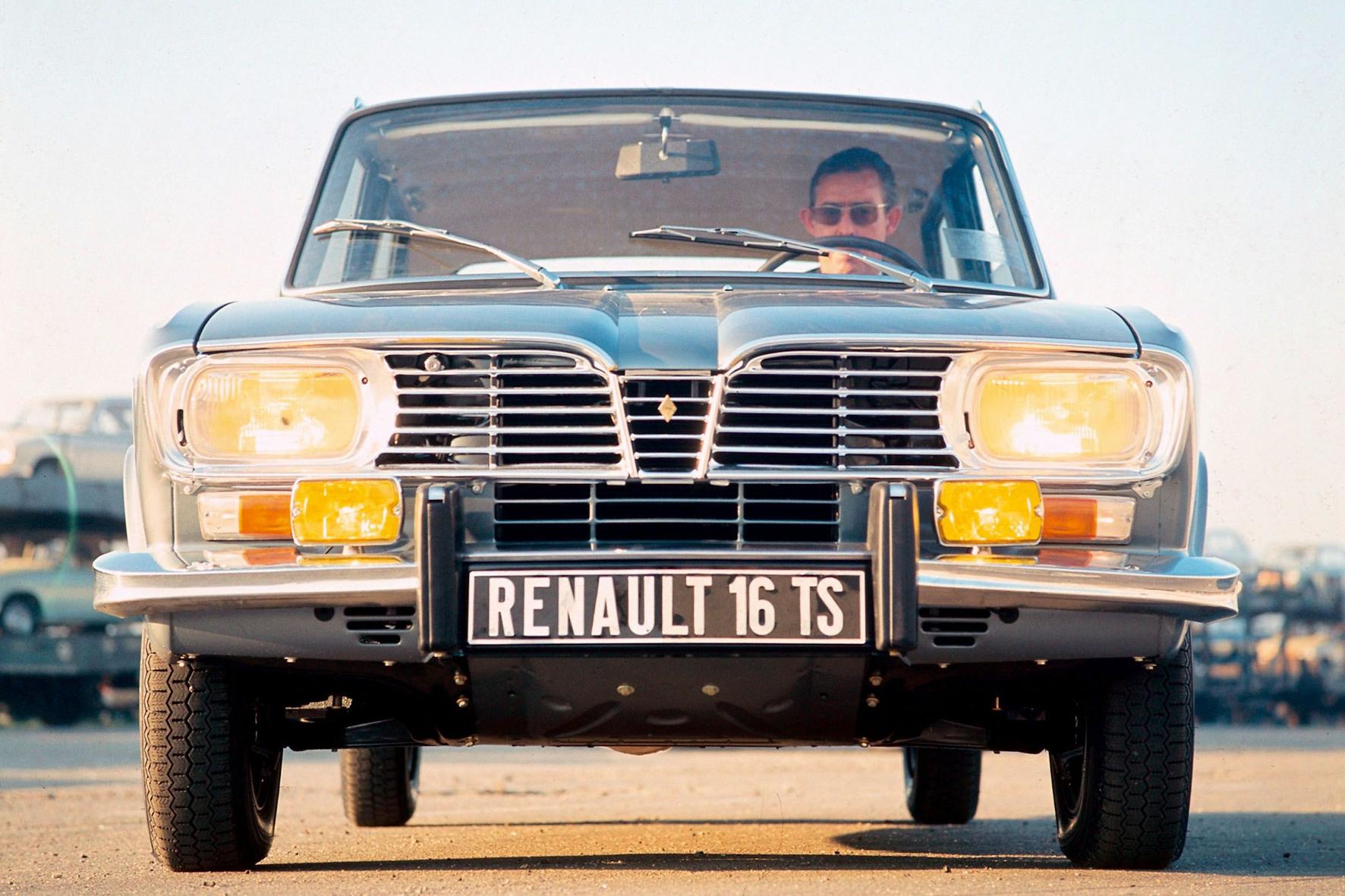 Ein Erfolgstyp aus Frankreich: Der Renault 16 feierte im März 2020 seinen 55. Geburtstag. © Renault / TRD mobil
