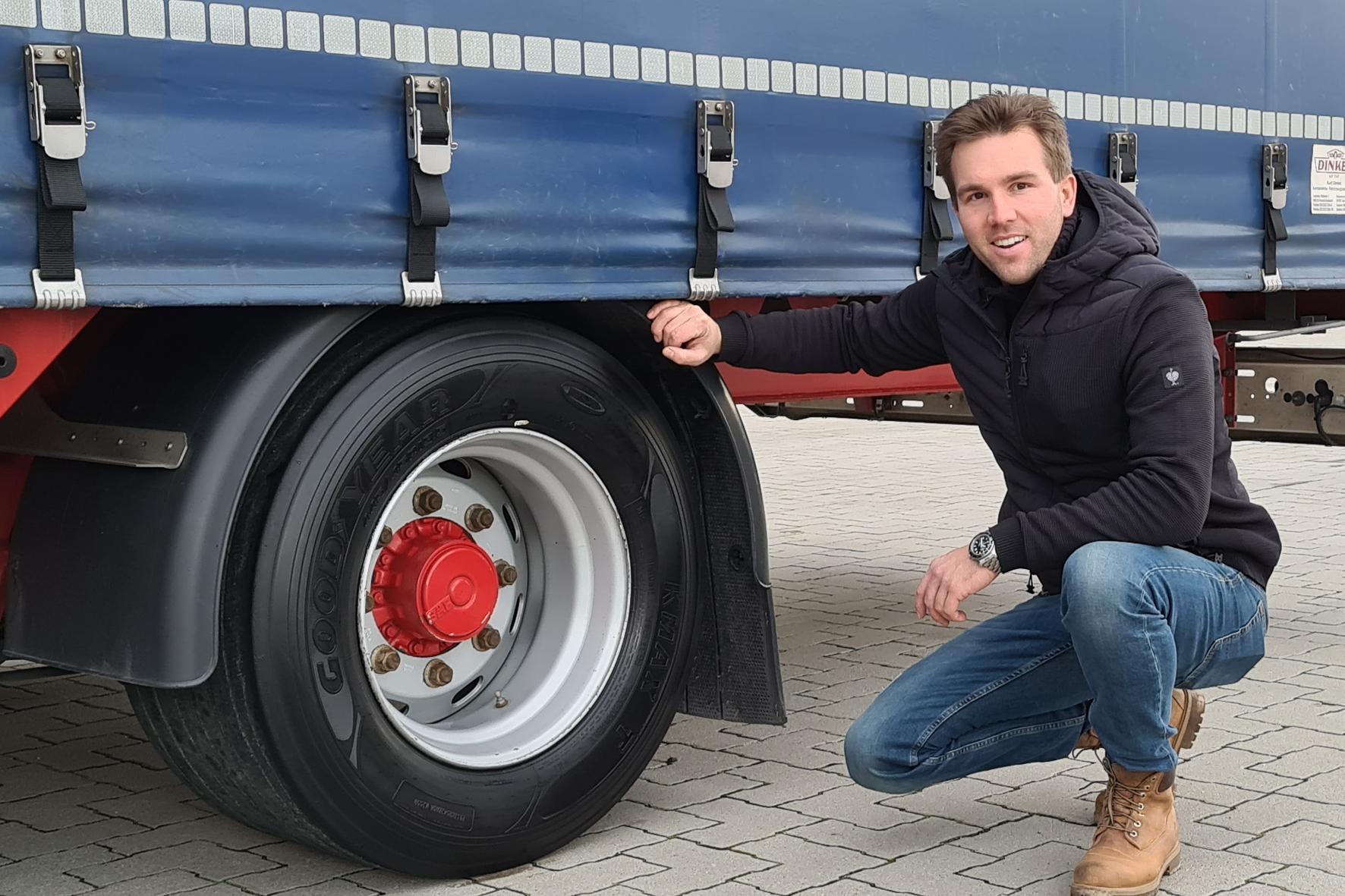 Trucker und Transport