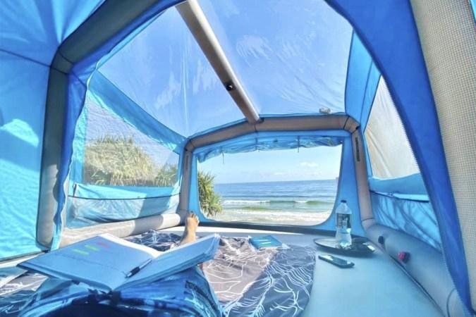 © Gentle Tent / TRD mobil